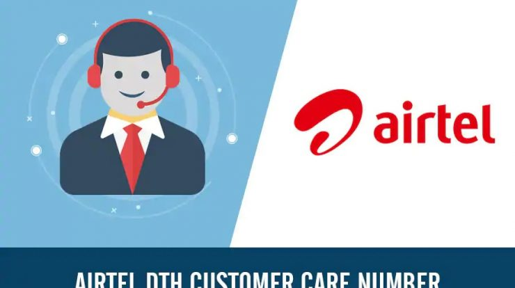 Airtel DTH Customer Care Number, Airtel DTH Toll-Free Number