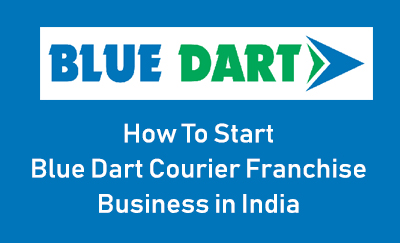 Blue Dart Courier Franchise