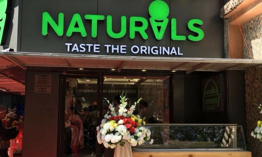 Naturals Ice Cream Franchise