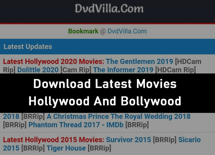 dvdvilla movies