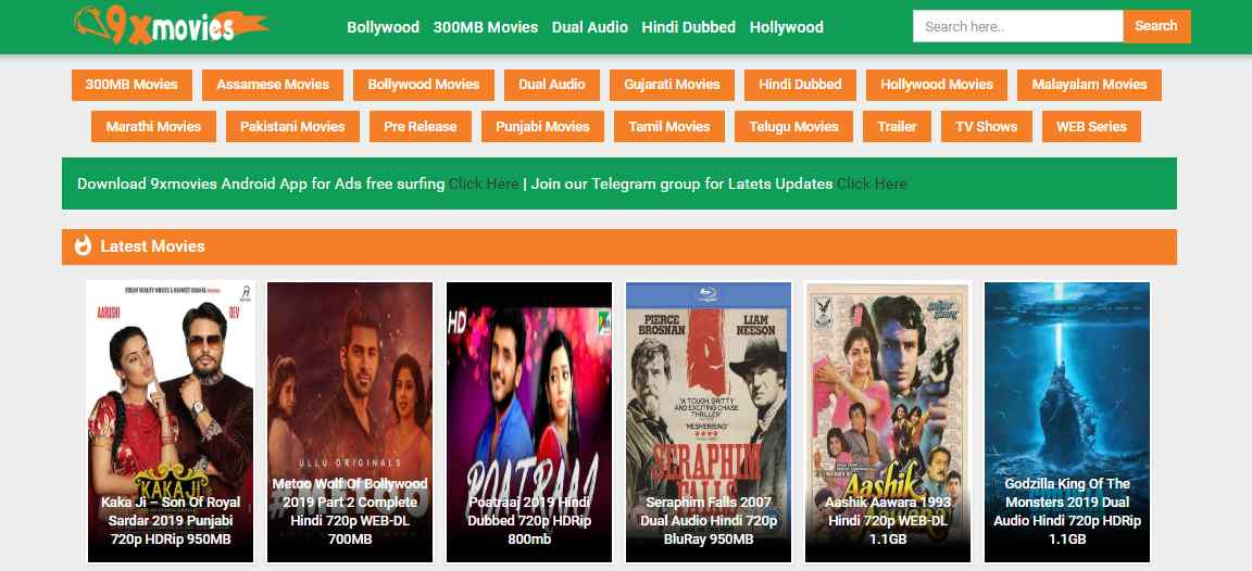9xmovies movies download