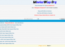 Moviezwap Tamil Movies Download