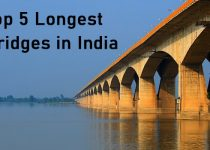 Top 5 Longest Bridges in India