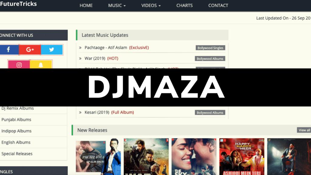 DJMaza mp3