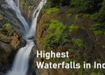 Highest Waterfalls in India