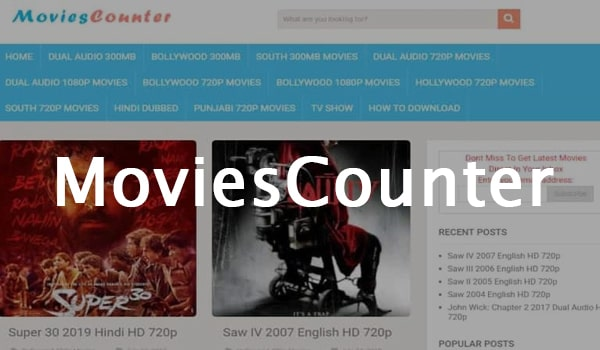MoviesCounter – Bollywood And Hollywood HD Movies Download
