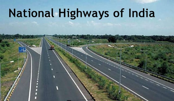 National Highways of India