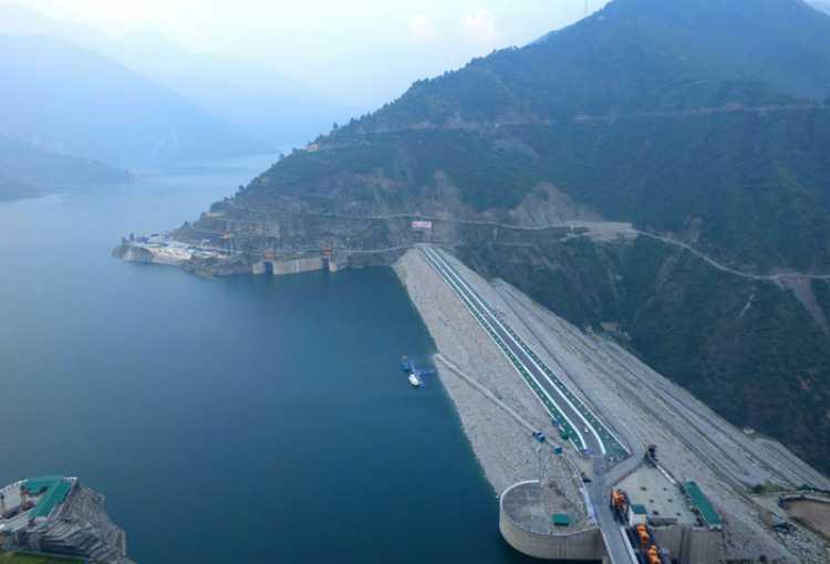 Tehri Dam In Uttarakhand