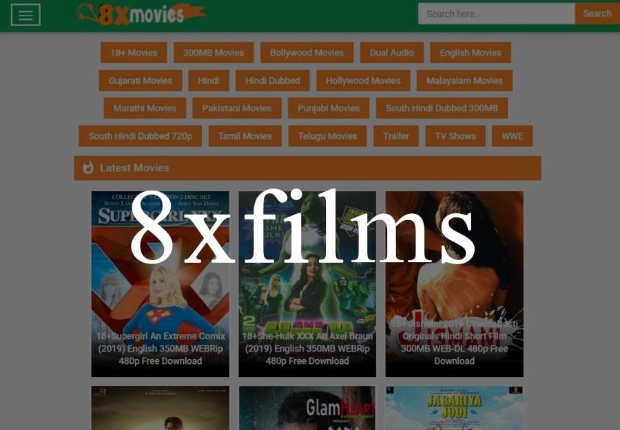 8xfilms Proxy