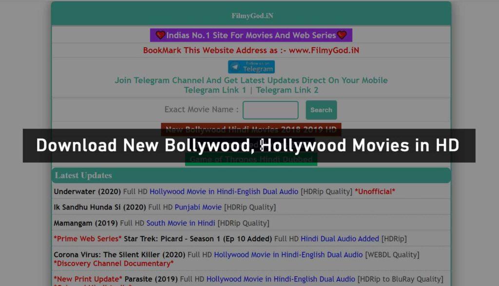 FilmyGod Movie Download