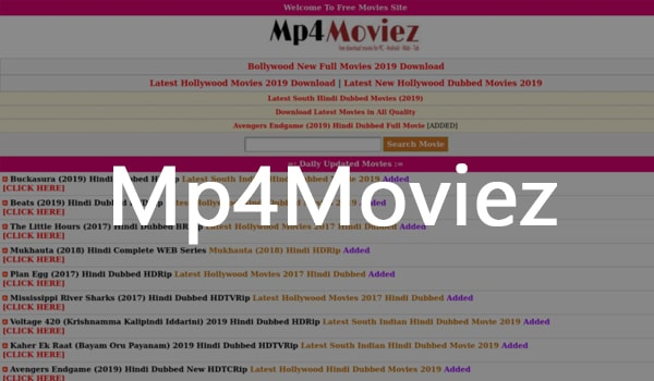 image of Mp4Moviez