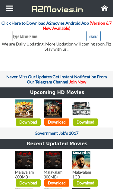 a2movies download