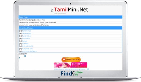 Tamilmini Website