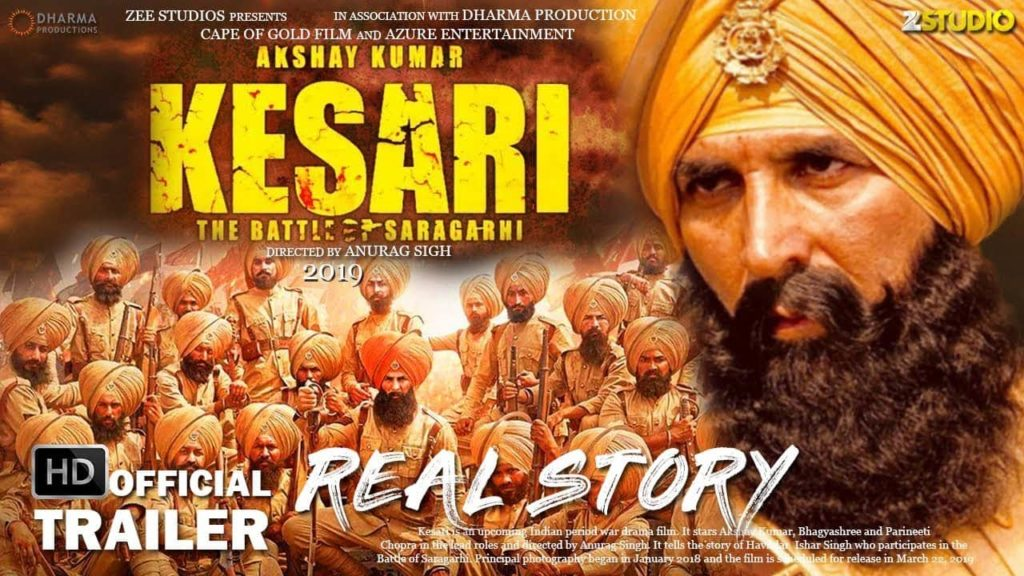 kesari movie real story