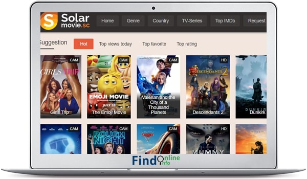 10 Best Alternatives to SolarMovies