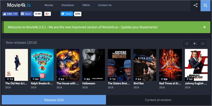 movie4k website