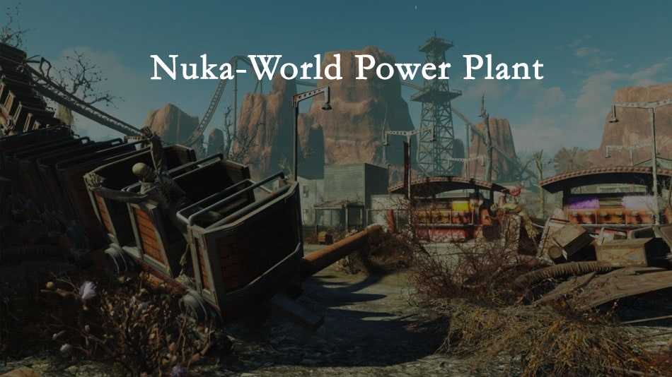 Nuka-World Power Plant