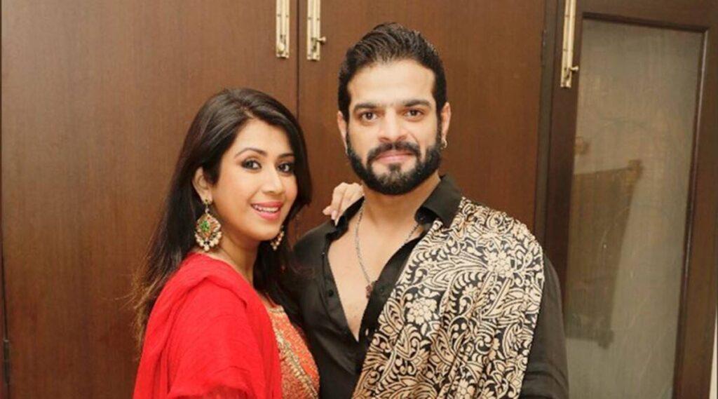 karan patel with her wife
